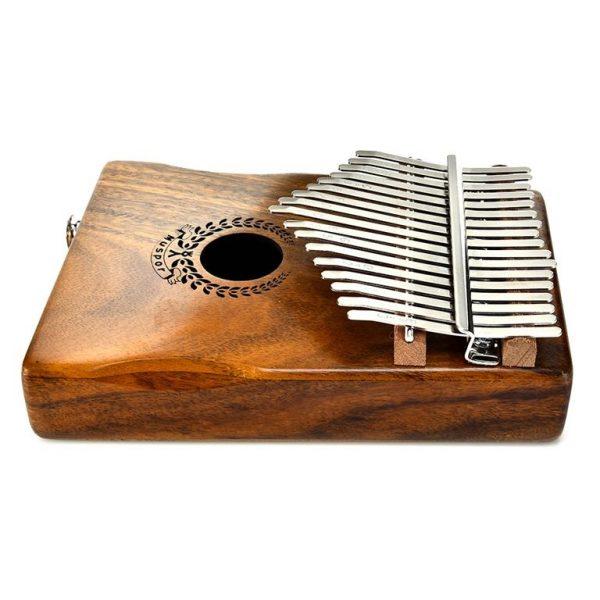 Kalimba - 17 Key Thumb Piano - Side