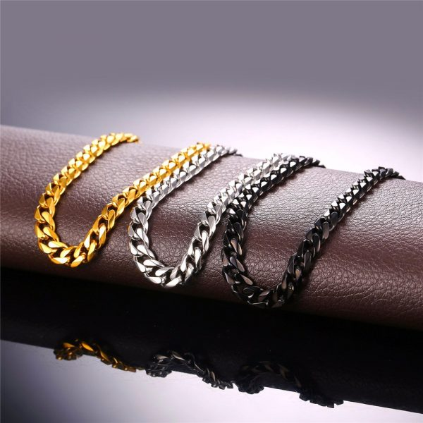 Men's Cuban Link Hip-Hop Chain - Bling Collection - 6mm