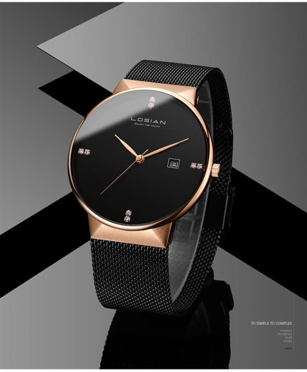 Men's Elegant Business Watch