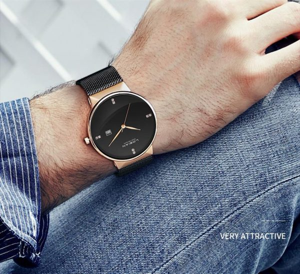 Men's Elegant Business Watch - Model 2