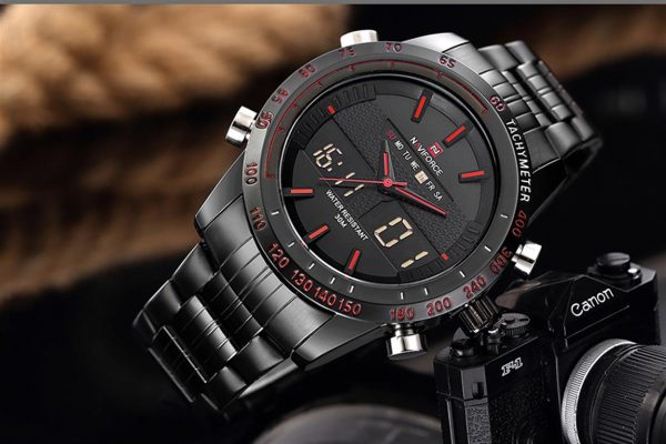 Men's Fashion Sports Watch - Face