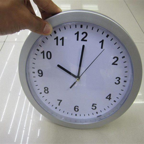 Wall Clock Secret Storage Box - Regular - 5