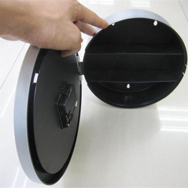 Wall Clock Secret Storage Box - Regular - 6