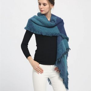 Warm Winter Shawls for Women - 3
