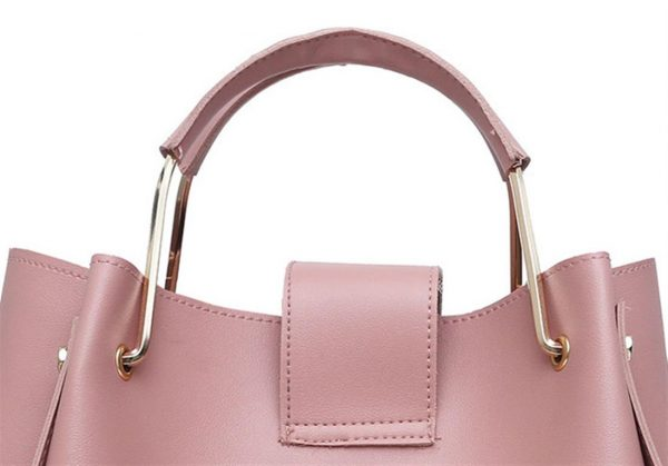 Women's 3 Piece Handbag Set - Handle