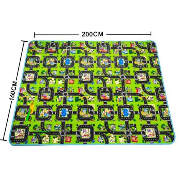 Foam Play Mat For Children - 200x160