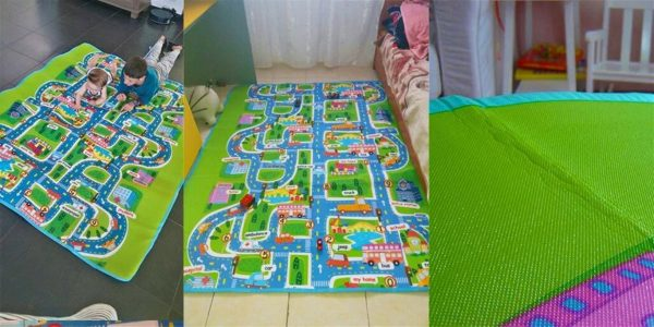 Foam Play Mat For Children - Models