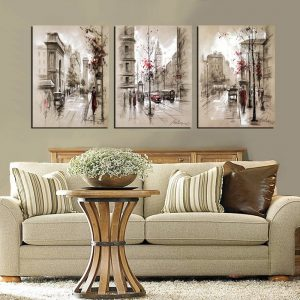 Home Decor Canvas Paintings - 1