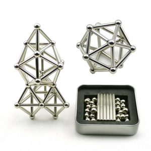 Innovative Magnetic Constructor Toy for Building Models