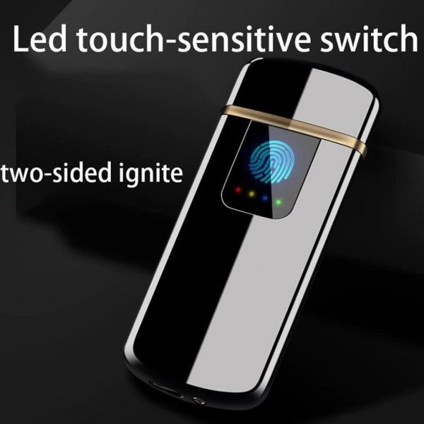 LED Touch Sensitive Induction Lighter - Two-Sided