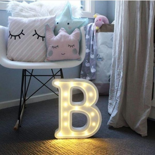 Luminous LED Letters