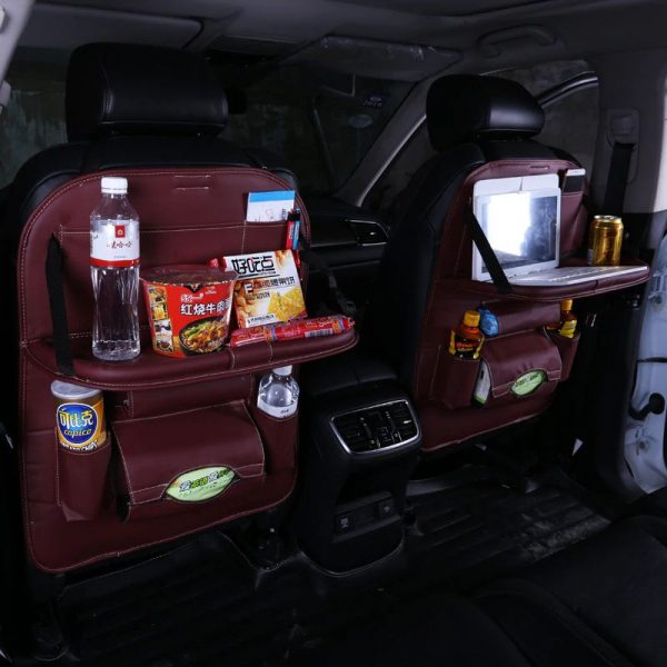 Multi-function Car Seat Organizer - Dinner