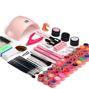 Nail Art Manicure Kit