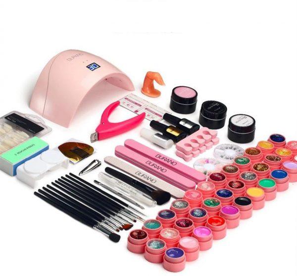 Nail Art Manicure Kit