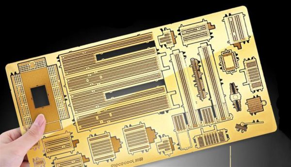 3D Metal Model Building Kits - Famous Buildings - Empire State 1