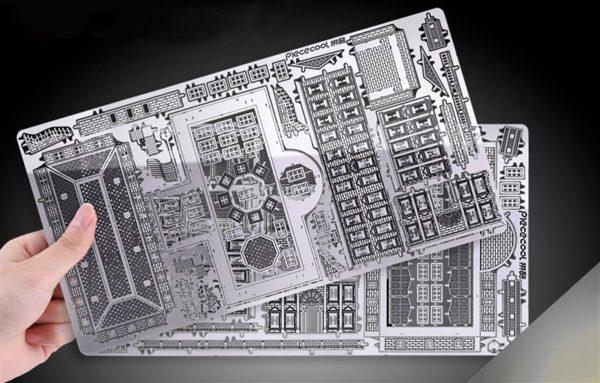 3D Metal Model Building Kits - Famous Buildings - White House
