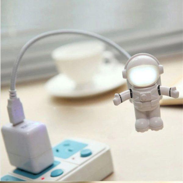 Astronaut USB LED Night Light - 2