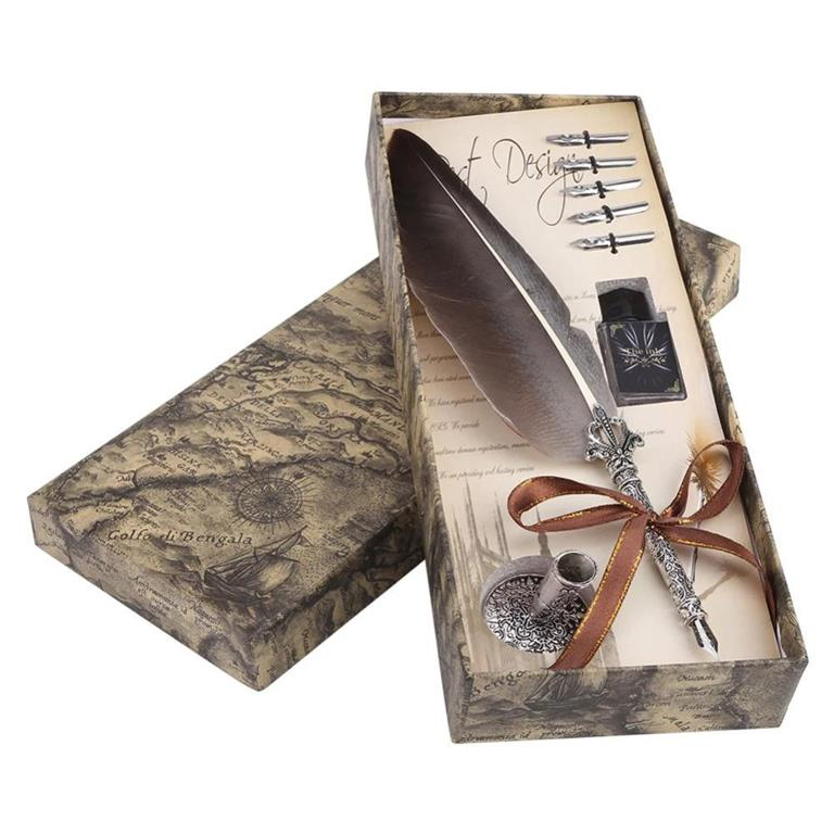 Quill Calligraphy Ink Pen Set - The Fabulous Gift Shop