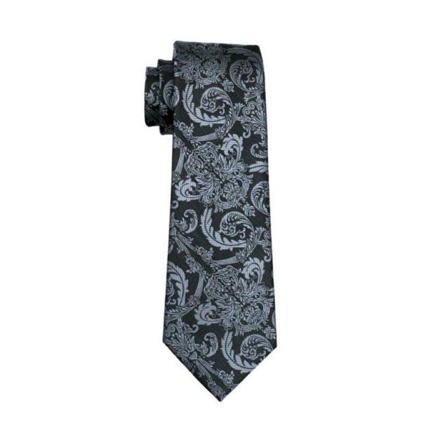 Men's Formal Tie, Hanky and Cufflink Set - 3