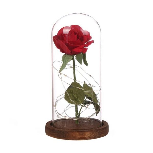 Enchanting LED Rose Flower - 2