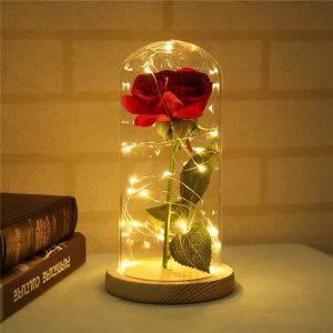 Enchanting LED Rose Flower