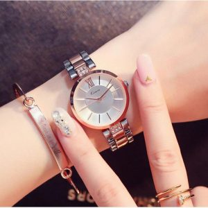 Women's Slim Fashion Wristwatch - 1
