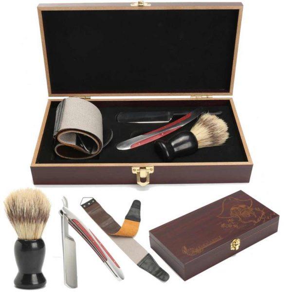 Classical Manual Shaving Kit - main