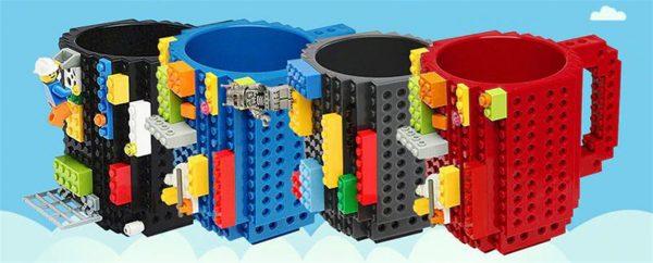 Creative Build On Brick Mug - 1