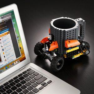 Creative Build On Brick Mug - 6