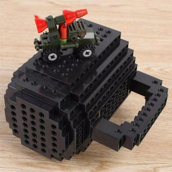 Creative Build On Brick Mug - Build