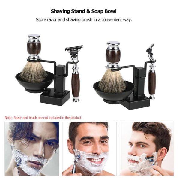 2 in 1 Shaving Holder Set - Sample
