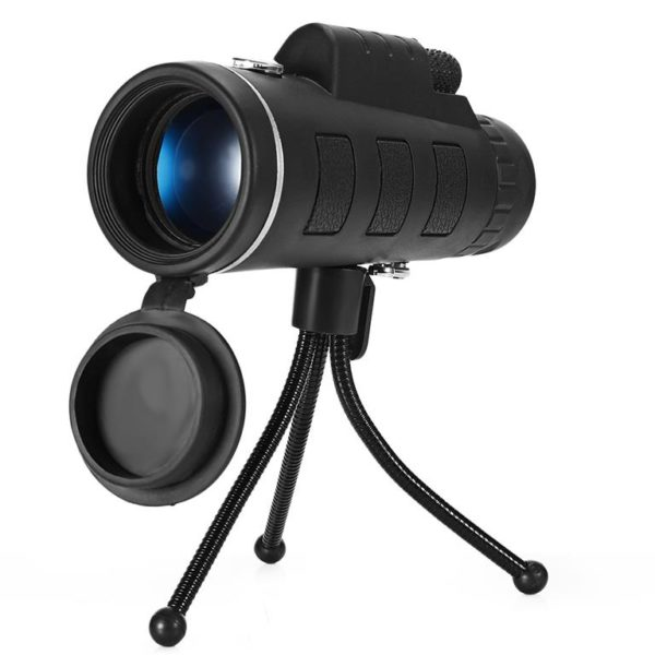 40X60 Monocular Telescope For Camera - Clean