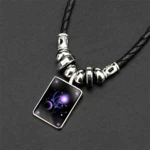 Luminous Zodiac Pendant