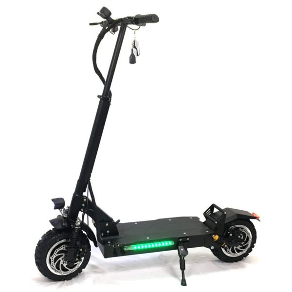 All Terrain Foldable Electric Scooter - 2