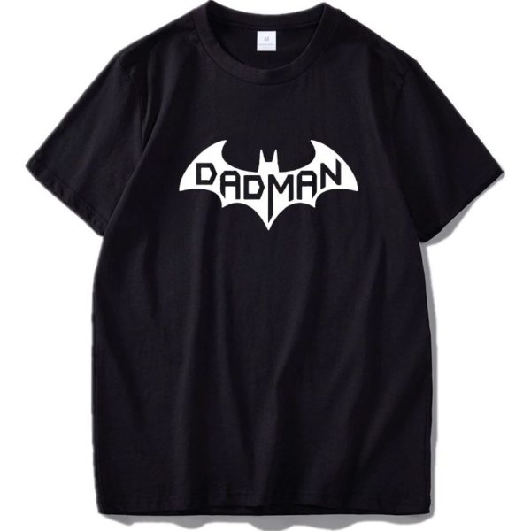 Best Dad T-Shirts-Dadman