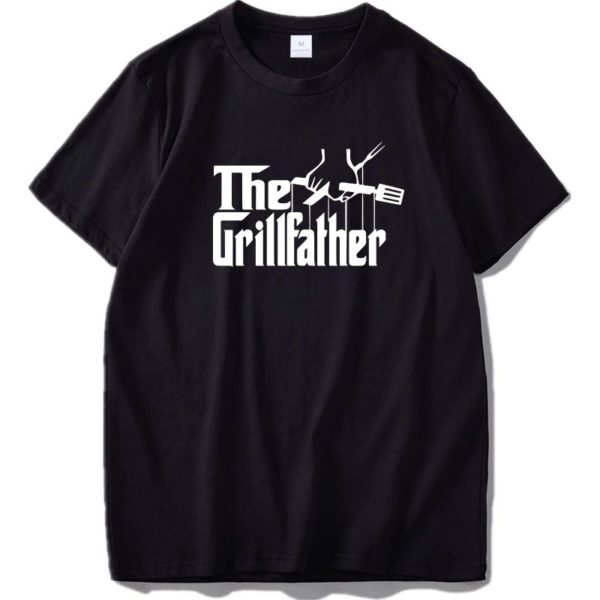 Best Dad T-Shirts-Grillfather