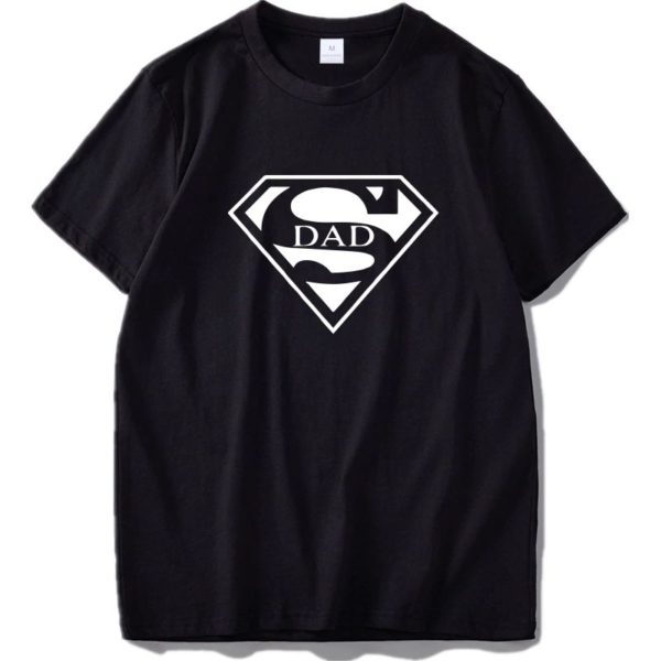 Best Dad T-Shirts-SuperDad