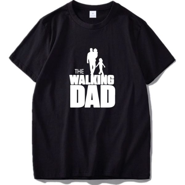 Best Dad T-Shirts-Walking-Dad