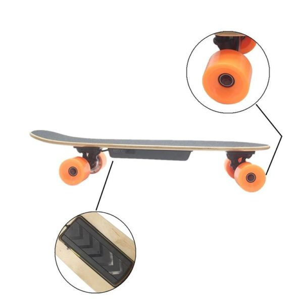Long Electric Skateboard - 9