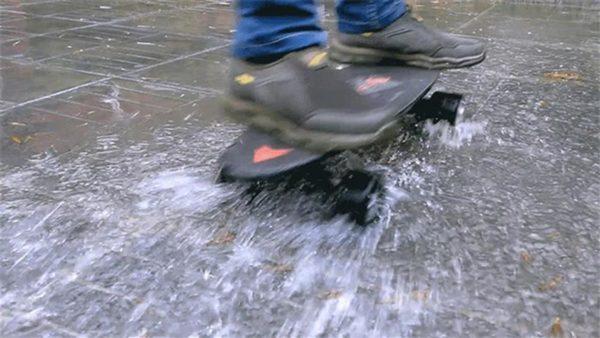 Maxfind Electric Skateboard - Water