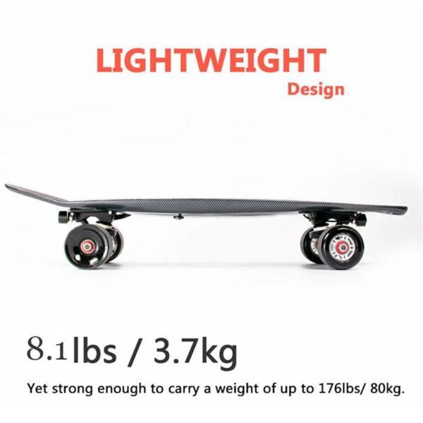 Maxfind Electric Skateboard - Weight