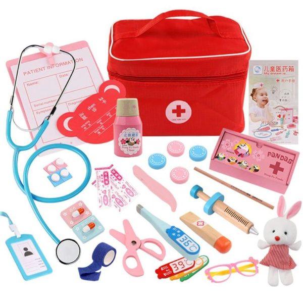 Kids Toy Doctor Kit - universal set b