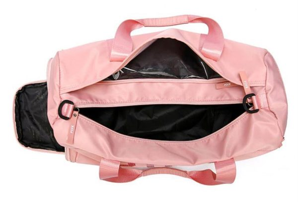 PINK Ladies Sports Bag - 2