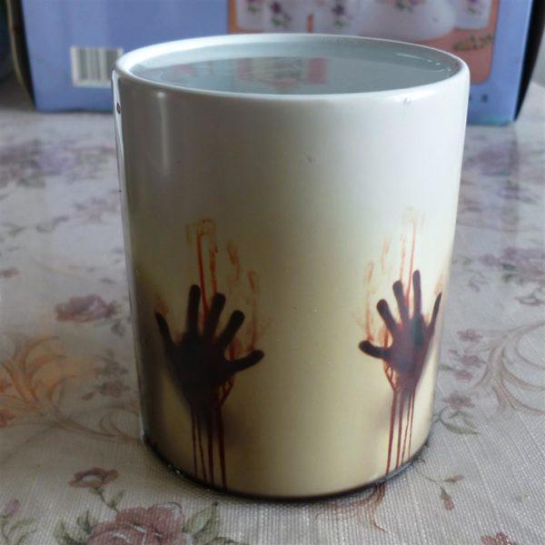 Zombie Mug - Color Changing Mug - 2