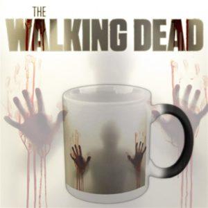 Zombie Mug - Color Changing Mug
