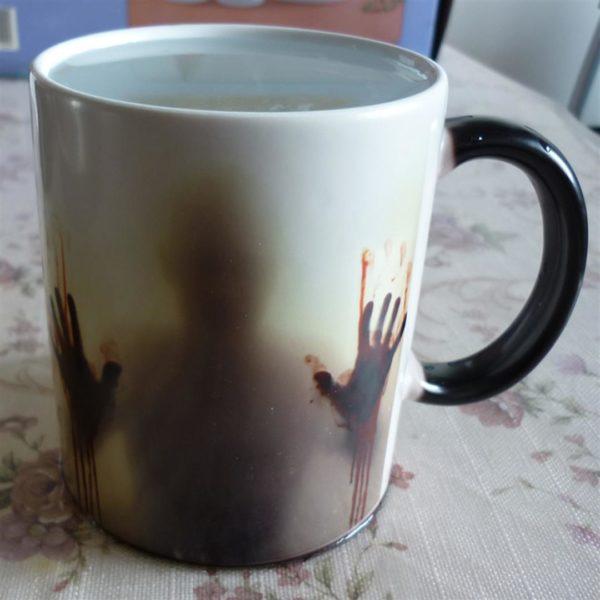 Zombie Mug - Color Changing Mug - After