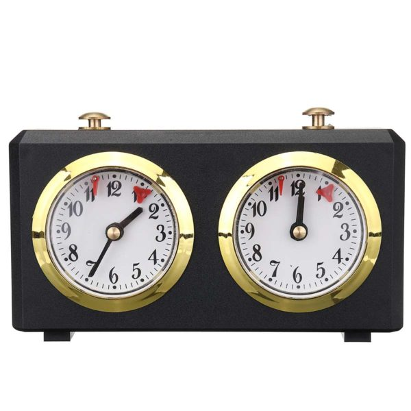 Professional Analog Chess Clock - 3