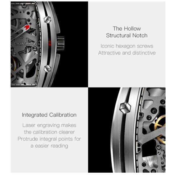 CIGA Design Z Series Mechanical Men's Waterproof Watch - 1