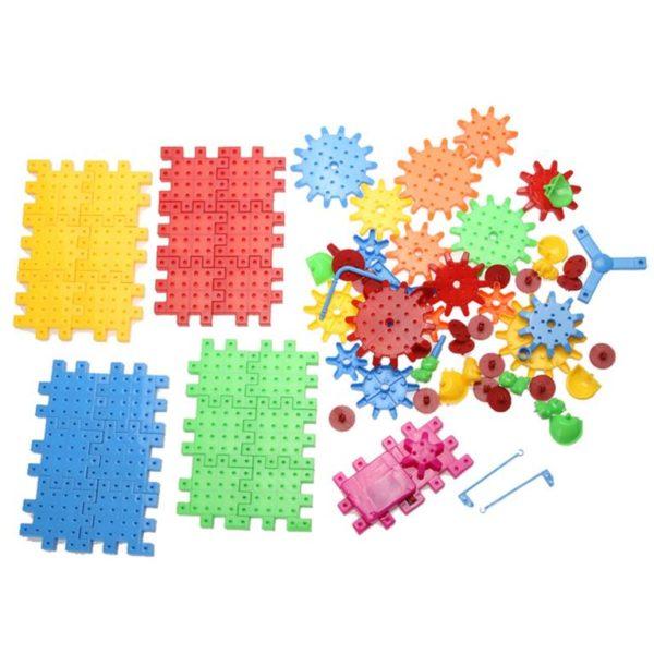 Children's Model Building Gears Toy - 2