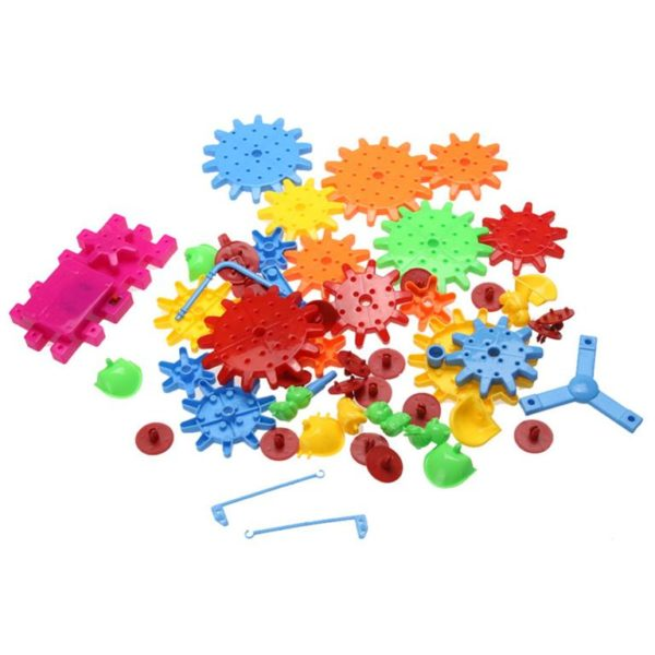 Children's Model Building Gears Toy - 3